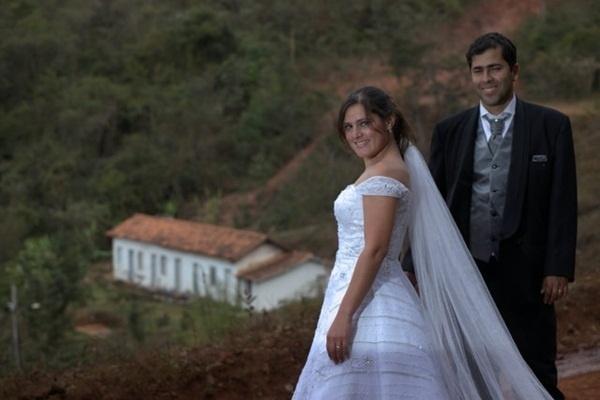 O casamento de Wilton Rodrigues Moura e Erica Ribeiro Domingos Moura em Nova Lima (MG), no dia 30 de julho de 2011.