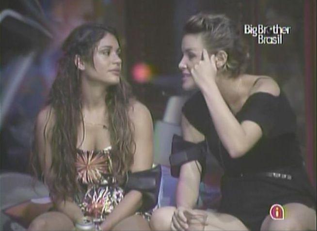 Diana tenta fazer Maria compreender as verdadeiras intenções de Mauricio (17/2/11).