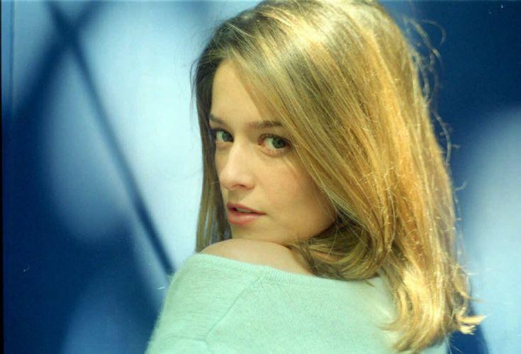 Atriz E Modelo Luciana Vendramini Em Foto De 1996 Eduardo Knapp