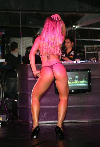 A bailarina Rosana Ferreira, 25 anos, representante do Ceará, foi consagrada com o título de Miss Bumbum 2011 em concurso realizado nesta quarta-feira (30/11/11), em São Paulo. Além da faixa, a candidata ganhou um cheque no valor de R$ 5 mil.