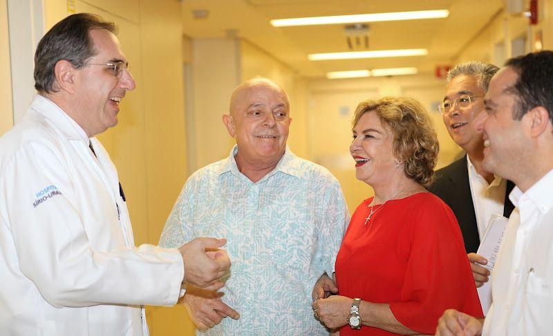 Sexta-feira (17/2) - Lula recebe alta após última sessão de radioterapia, nesta sexta-feira (17), em São Paulo