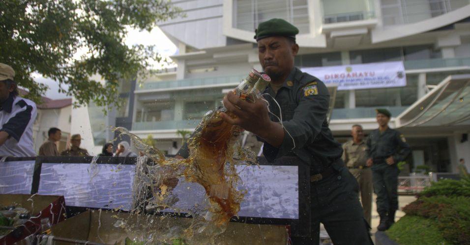 Lei islâmica na Indonésia