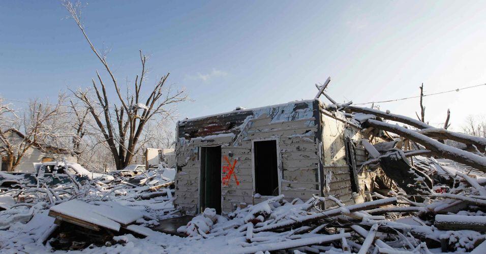 Tornados nos EUA