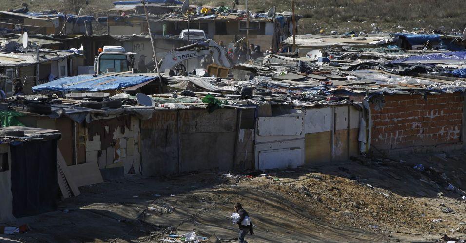 Demolição na Espanha