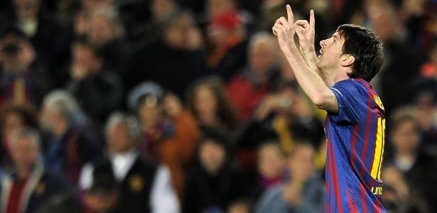 Sexta-feira (9/3) - O valor de mercado do atacante argentino Lionel Messi cresceu 22% em dois meses, passando de 115 milhões de euros de janeiro para 140 milhões de euros em março, segundo dados divulgados pela consultora brasileira Pluri, especializada em informações do mercado.