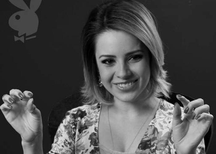"""A declaração de Sandy de que é possível ter prazer com sexo anal - parte de sua entrevista à edição de agosto da revista """"Playboy"""" - virou um assunto muito comentado, apesar da cantora dizer que resposta foi distorcida e retirada do contexto da pergunta"""