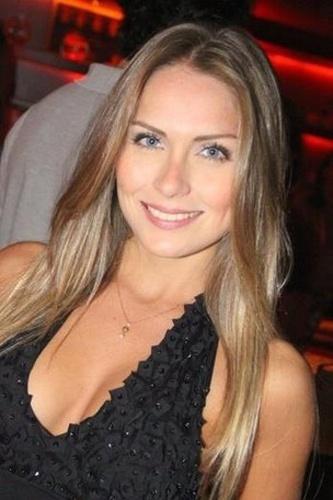 A bela loira Renata é uma das participantes escolhidas para a 12ª edição do reality.