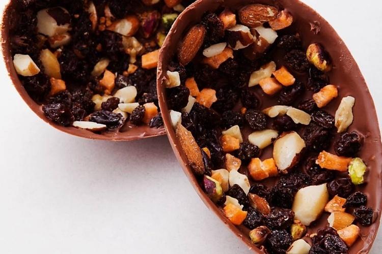 Ovo reserva nos sabor Nutty mix da La Vie por Carole Crema (R$ 68)