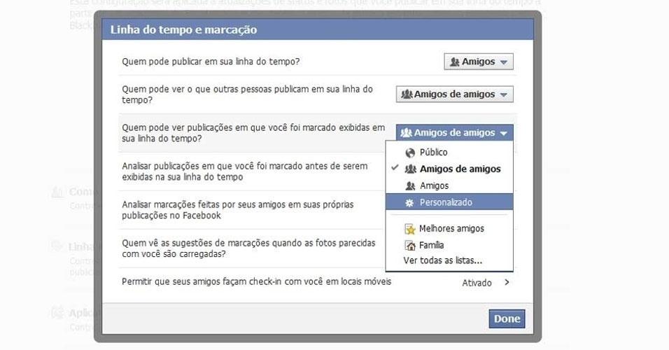 Chatos no Facebook