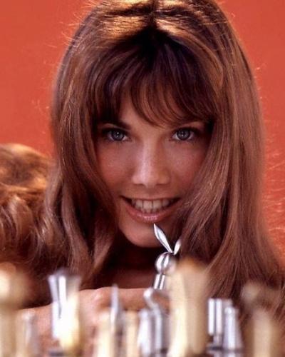 """Barbi Benton conheceu Hugh Hefner em uma espécie de """"relity show"""" sobre as festas do dono da """"Playboy"""", que contaram com a participação de artistas como Joe Cocker, Tina Turner e James Brown, além de belas mulheres, como Barbi."""