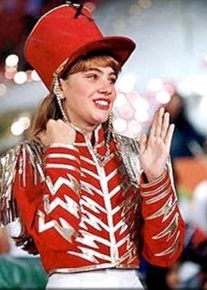 Juliana Baroni é de Limeira, no interior de SP, e, em 1990, realizou o sonho de se tornar paquita