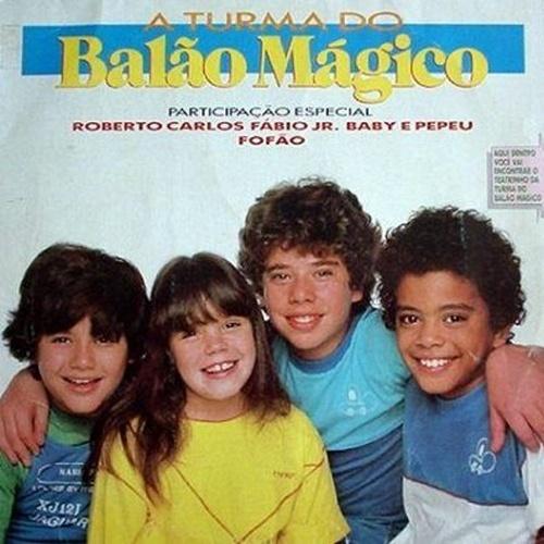 A Turma do Balão Mágico, sucesso na década de 80 entre as crianças