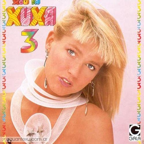 Apesar do sucesso do primeiro 'Xou da Xuxa', a apresentadora infantil obteve seu maior sucesso musical com o 'Xou da Xuxa 3'