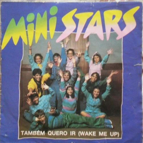 'Ministars' - Um grupo infantil formado por diversas crianças portuguesas com idade entre 10 e 12 anos, os 'Ministars' saíram de Portugal e também foram destaque no Brasil