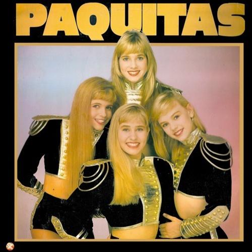 'Paquitas' - Outro lançamento de Xuxa, as Paquitas gravaram seu primeiro disco e conseguiram chegar no topo do sucesso