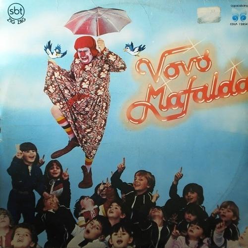Vovó Mafalda, sucesso na televisão e nos discos