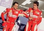 Superação de Zanardi sensibiliza Massa e Alonso, que rasgam elogios ao italiano - Khaled Desouki/AFP
