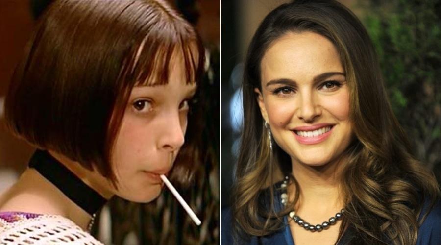 """Decidida a ser atriz, Natalie Portman recusou um convite para ser modelo quando tinha dez anos de idade. Aos 12 ela estreou seu primeiro filme, """"O Profissional"""", de Luc Besson"""