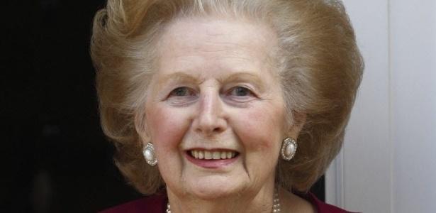 Margaret Thatcher foi a primeira-ministra britânica de 1979 a 1990