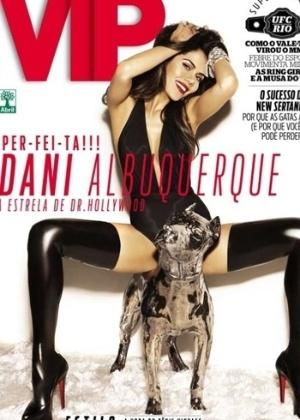 Agosto de 2011 - Dani Albuquerque