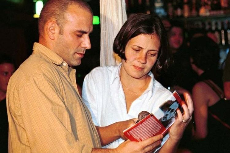 Marco Ricca e Adriana Esteves