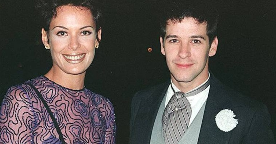 """Reincidente, Murilo Benício conheceu Carolina Ferraz nas gravações de """"Por Amor"""" (1997) e teve um affair com ela"""