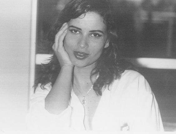 Atriz Isadora Ribeiro em foto de 1994