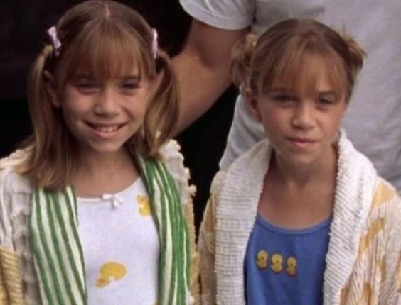 """Em 1998 interpretaram as irmãs Tess e Emily, em """"Como Arranjar uma Namorada para o Papai"""""""