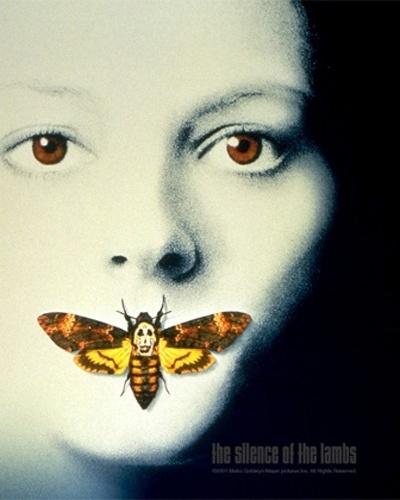 CINEMA: 'O Silêncio dos Inocentes', com Anthony Hopkins e Jodie Foster no elenco, ganha o Oscar de melhor filme de 1992.