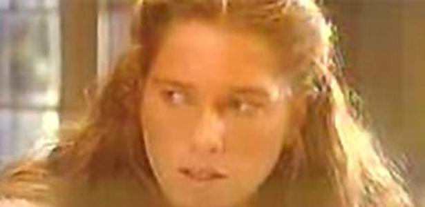 """1996 - Letícia Spiller vive a italiana Giovanna Berdinazzi na novela """"O Rei do Gado"""""""
