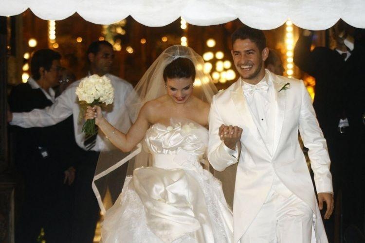 A sofisticada festança realizada no Hotel Copacabana Palace foi avaliada em mais de R$ 1 milhão (7/7/09)
