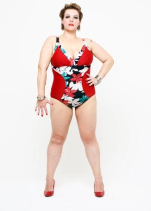 Priscilla Rubino posa para ensaio inspirado em Madonna (junho/2012).