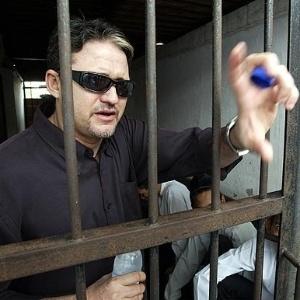 Marco Archer foi executado por fuzilamento na Indonésia - Beawiharta - 8.jun.04/Reuters