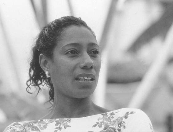 A jornalista, repórter e apresentadora Glória Maria nasceu no Rio de Janeiro, no dia 15 de agosto de 1949. Gloria Maria em 1995.