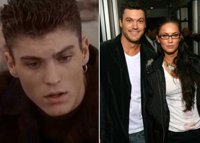 """Brian Austin Green encantou todas as adolescentes como o namorado fofo de Donna, em """"Barrados no Baile"""". Desde que o programa chegou ao fim, ele participou de várias séries, como """"Smallville"""", """"Freddie"""", """"Terminator: The Sarah Connor Chronicles"""". Atualmente, além de ser o marido de Megan Fox, ele está na pré-produção de três filmes."""