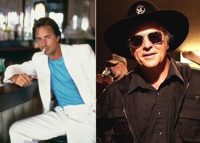 """""""Miami Vice"""" foi um grande sucesso entre os anos 1984 e 1990 ao abordar um mundo de corrupção e tráfico de drogas."""