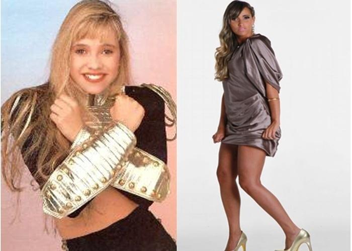 Priscilla Couto ganhou o apelido de paquita Catuxita Top Model, Ela entrou no grupo aos nove anos, descoberta enquanto trabalhava como modelo. Deixou o grupo em 1995 e promoveu shows no Brasil junto com duas ex-paquitas, Roberta Cipriani e Cátia Paganote.