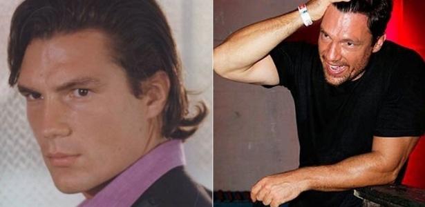 Ricardo Macchi fez sucesso como o galã cigano Igor da novela 'Explode Coração' de 1995