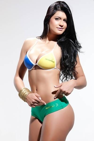 Camila Vernaglio, de São Paulo