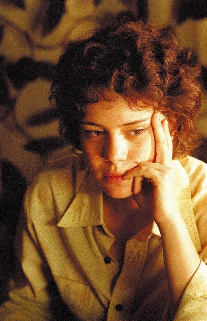 """A atriz Leandra Leal durante o filme """"Zuzu Angel"""", de Sérgio Rezende"""