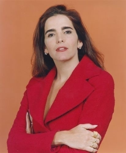 "Malu Mader em cena da minissérie ""Labirinto"", na qual interpreta a prostituta Paula Lee (1998)"