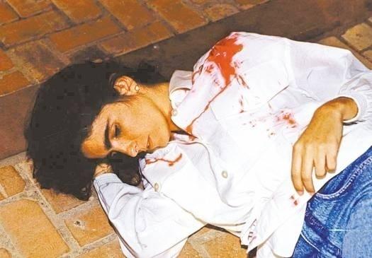 A atriz Malu Mader em cena da novela 'O Dono do Mundo', de Gilberto Braga (1991)