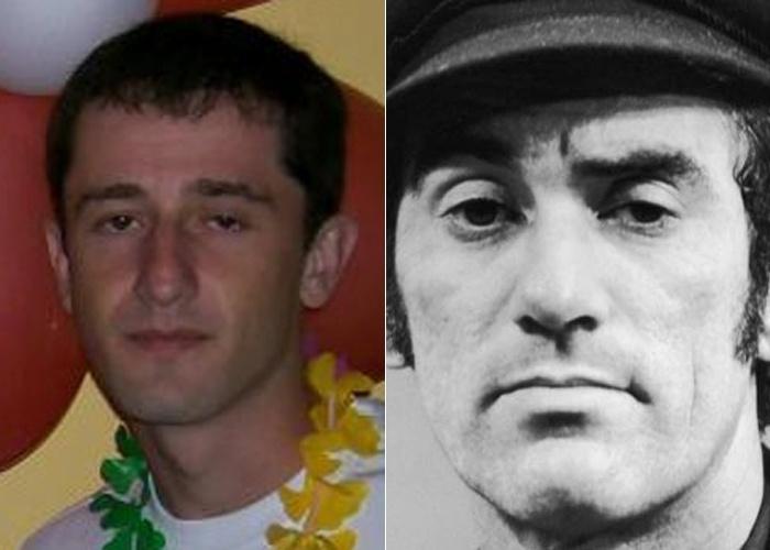 Jonathan Mauda lembra o ator Renato Aragão (Didi) no começo de sua carreira; ele é de Camboriú (SC)