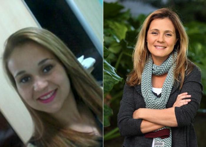 Sabrina Alves de Meneses é de São Paulo (SP) e diz que os amigos a acham parecida com a atriz Adriana Esteves, que faz a Carminha em 'Avenida Brasil'. Será que Sabrina também faz as maldades da vilã?