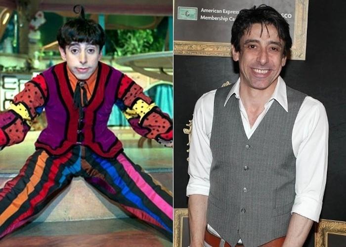 O protagonista do 'Castelo Rá-Tim-Bum' era Nino, um menino feiticeiro vivo pelo ator Cássio Scapin, que segue trabalhando na televisão. Seu último trabalho foi em 'Ribeirão do Tempo', da rede Record