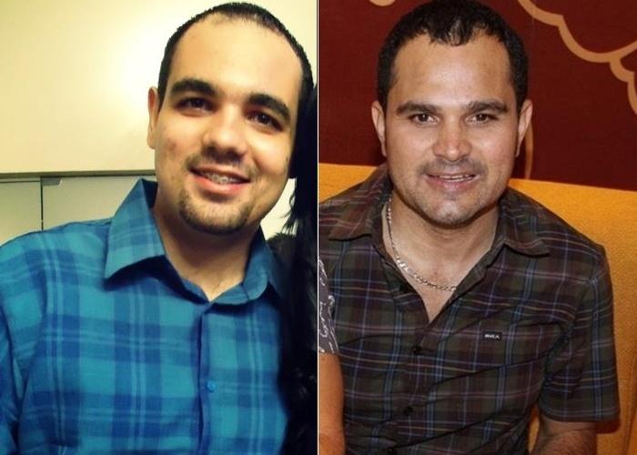 """""""Sou Lucas Croscatto, de Dracena (SP), as pessoas dizem que me pareço com o Luciano, da dupla 'Zezé di Camargo e Luciano'. Será?"""", questiona o internauta."""