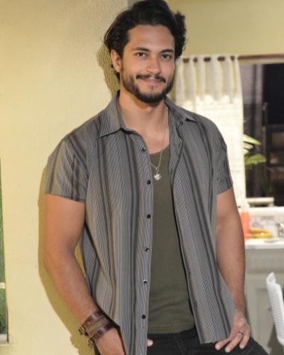 14º lugar - Raphael Vianna, 29, ator
