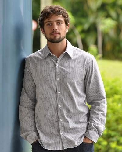 15º lugar - Rafael Cardoso, 26, ator