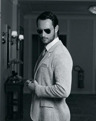 16º lugar - Rodrigo Santoro, 37, ator