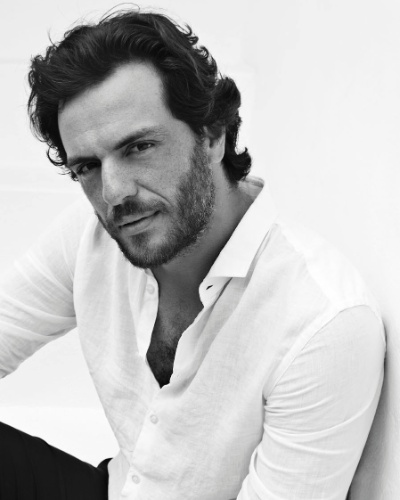 20º lugar - Rodrigo Lombardi, 36, ator